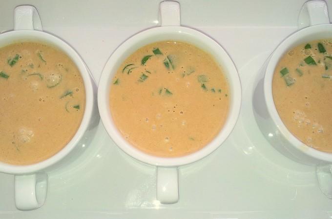 image of thai coconut soup