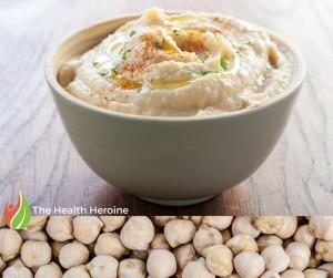 Hummus - Inga