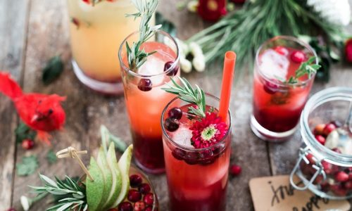 non-alcholic drinks