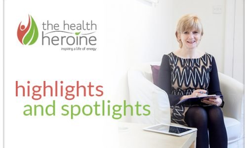 The Health Heroine-Highlights and Spotlights