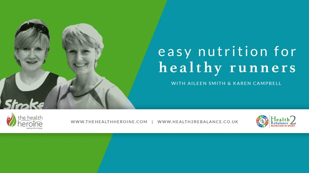 Easy Nutrition for Healthy Runners Programme